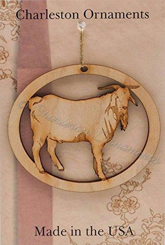 goat ornament.